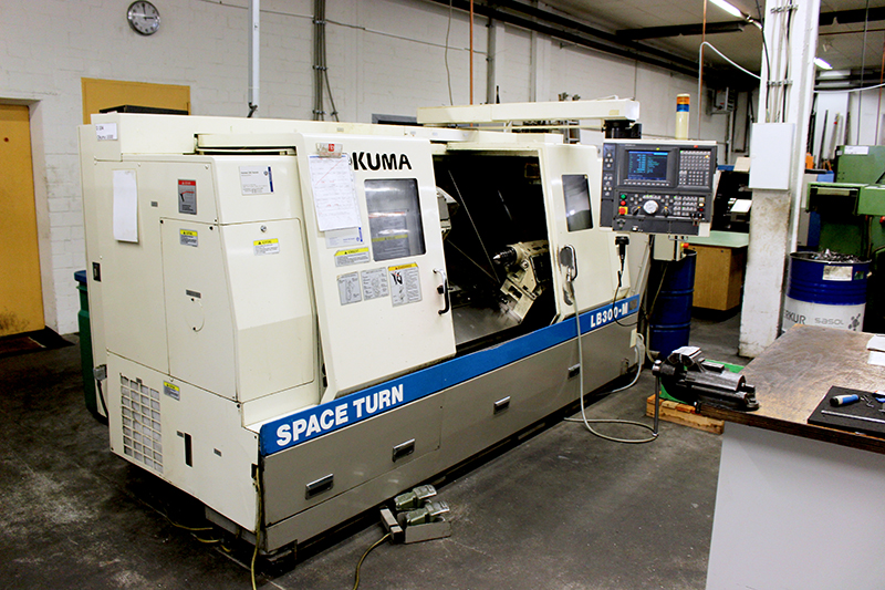 Okuma Space Turn LB300-m